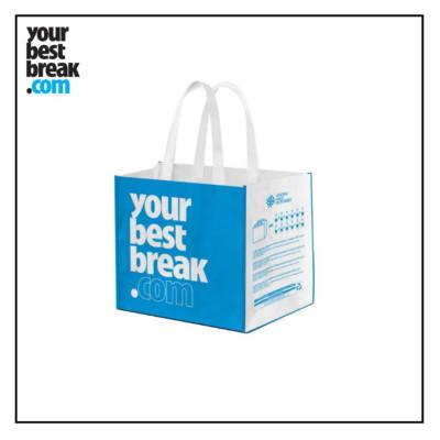 Your Best Break - sacs réutilisables issus du recyclage de bouteilles en plastique