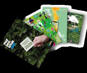 Développement durable : téléchargez notre rapport